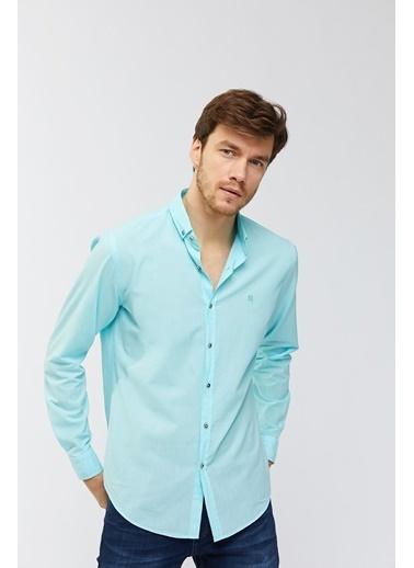 Avva Erkek   Gömlek A91S2206 Sarı